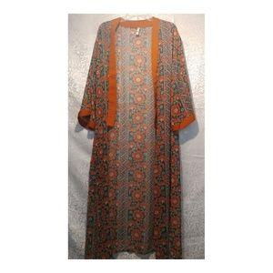 Xhilaration Sheer Kimono